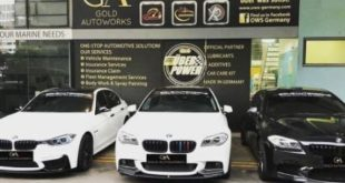 Top 5 Car Workshops In The Western Part of Singapore