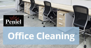 Office Cleaning Services Group in Singapore