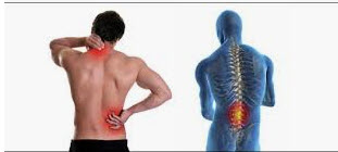 back pain and neck