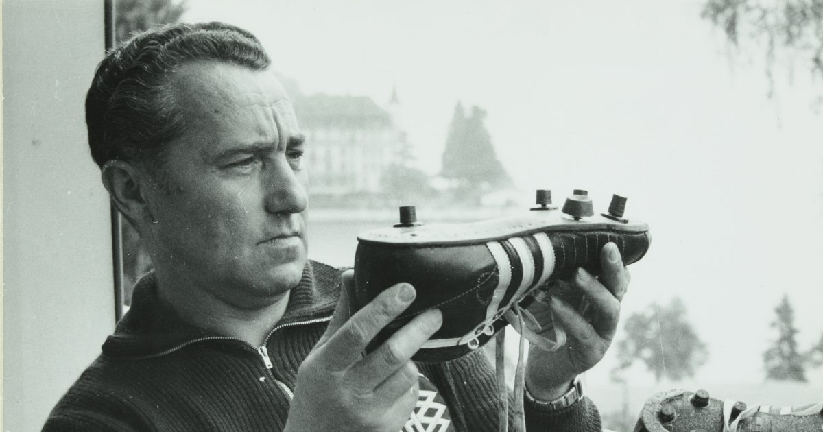 The creator of Adidas name is Adolf Adi Dassler