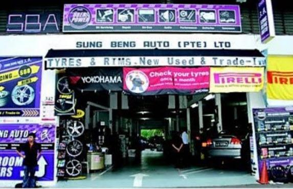 Sung Beng Auto