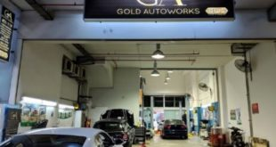 workshop car Singapore gold autoworks