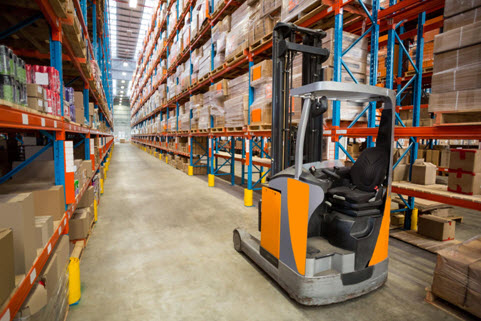 Electric & Diesel Forklift Available