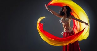 Belly Dancing Performance in Singapore