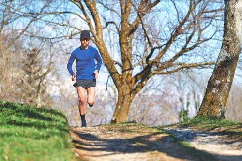 Ultra Marathon Man Athlete