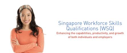 WSQ course in Singapore
